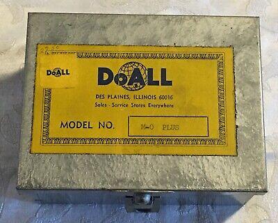 Doall M-o Plus Plug Gages Pin Gage Set .0002 . 50 Pieces