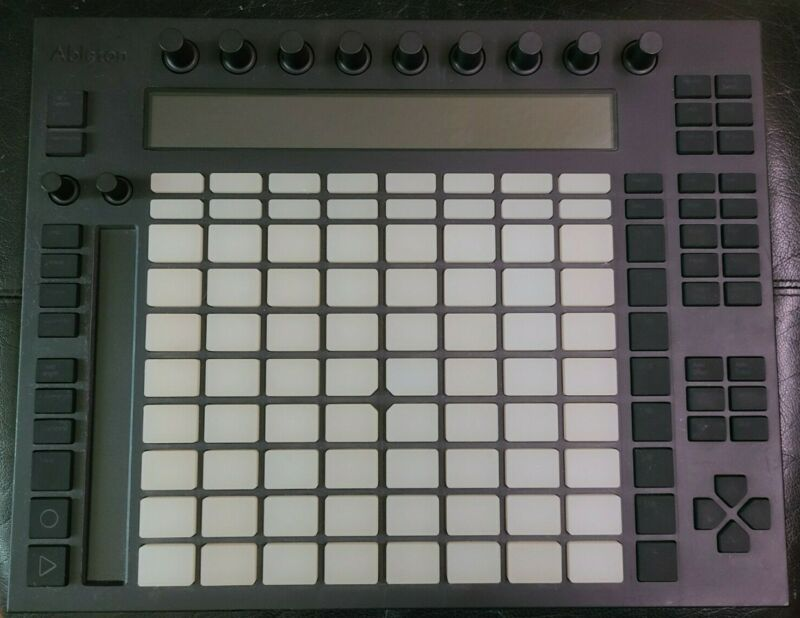 Ableton Push 1 midi controller (Gently used, studio use only)