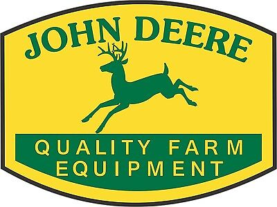 John Deere Sticker/Decal