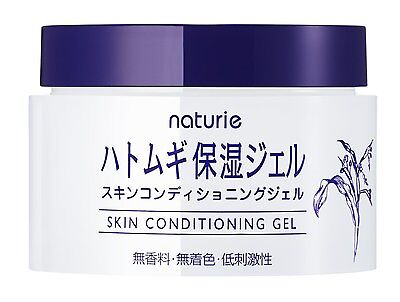 F/S [Naturie] Pearl Barley Skin Conditioning Gel 180g From Japan