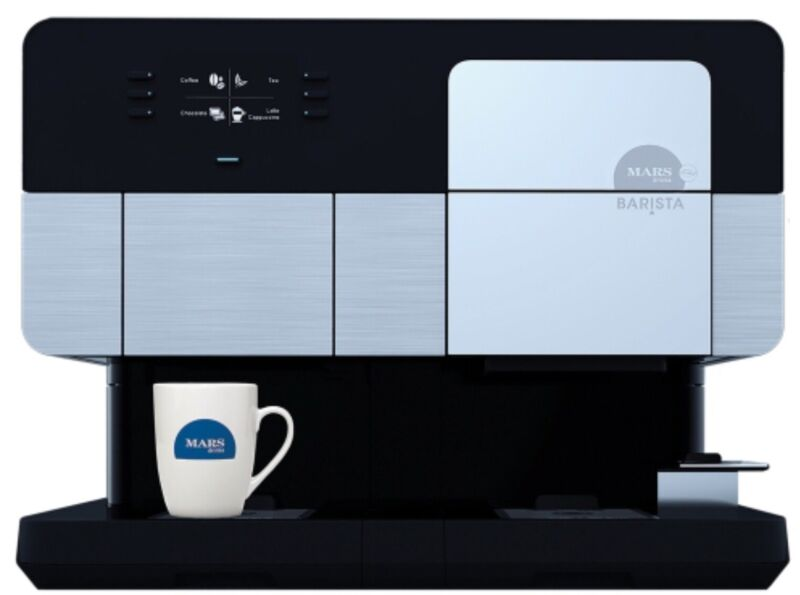 Mars Drinks Flavia Barista Brewer NEW. Save Thousands! Perfect Holiday Gift