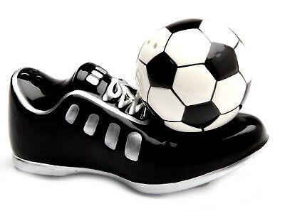 soccer shoes salt and pepper shaker