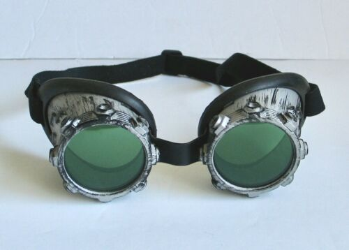 New Steampunk Novelty Goggles Sunglasses Costume Party Eye Glasses Steam Punk