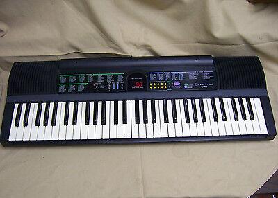 Casio CTK-480 Concertmate 970 Musical Keyboard 100 Sounds 50 Rhythms 20 Songs