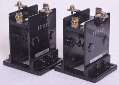 2 Count Nihon Rectifier Modules 12B40