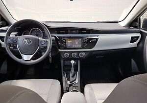 2015 Toyota Corolla LE Sedan with only 46K