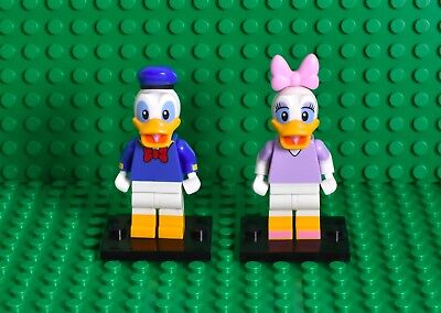 LEGO Disney Series 71012 Donald and Daisy Duck Collectible Minifigures >NEW<