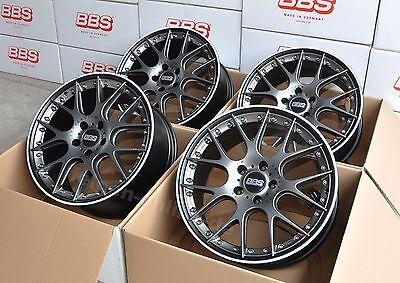 BBS CH-R2 Platinum 4 Felgen 9,5 x 21 Zoll CH602 für Mercedes S Klasse Typ W222