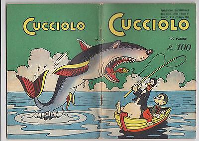 CUCCIOLO  1957  n. 16  # ottimo++