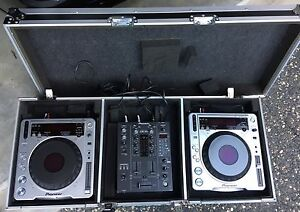 Pioneer DJ Setup + Roadcase Coomera Gold Coast North Preview