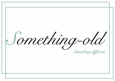 something-old