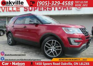 2016 Ford Explorer SPORT | PANO ROOF | NAVI | LEATHER | 6 SEAT