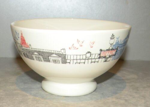 NEW Coffee Bowl , Ca c est Paris Pattern GIEN