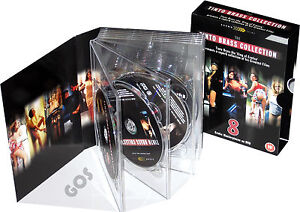 The Tinto Brass Collection 8 Erotic Masterpieces Cult Film DVD Boxset New