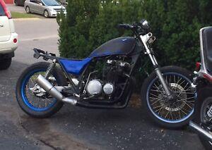 Project - Kawasaki KZ650 - $600
