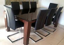 Dining table & 8 Chairs Sturt Marion Area Preview
