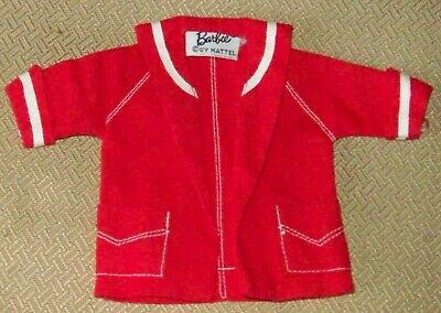 VINTAGE JACKET FOR BARBIES OUTFIT KNOWN AS RESORT SET# 963 FROM 1959-62 AS SHOWN