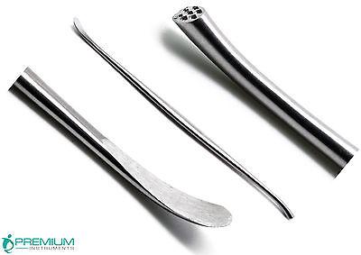 Surgical Penfield Dissectors 2 Neuro 18.7cm Spine Premium Instruments