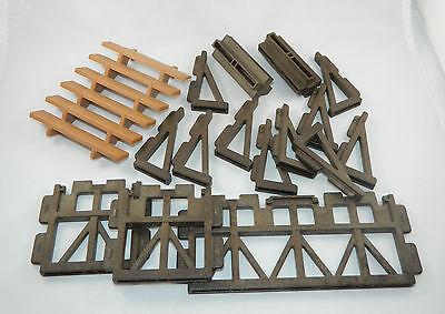 Playmobil® Klicky Güterabfertigung Ngorogoro Unterbau Konvolut 3433 4305 #37081