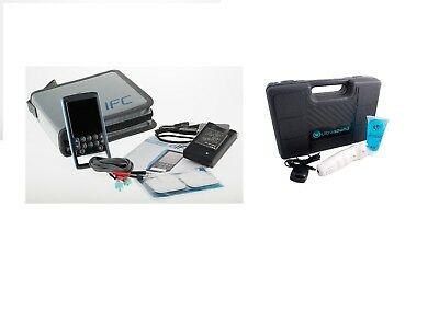 Ultrasound Therapy Unit Electrotherapy Digital Combo Deep Tissue Therapy