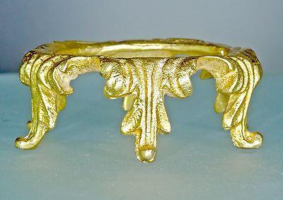 Brass metal egg stand