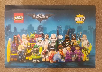 Lego Minifigures Sealed Box(60) Batman Movie Series 2 Brand  2018