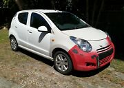 2010 Suzuki Alto GLX Manual (Repairable Write-off, VIC WOVR) Frankston Frankston Area Preview
