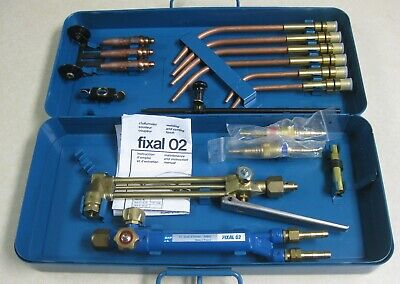 Saf Fixal 02 Oxyacet Welding And Cutting Torch Set Oxygen Acetylene