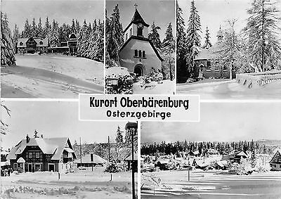 Bg21989 Kurort Oberbarenburg Osterzgebirge  Germany Cpsm 14 5X9cm