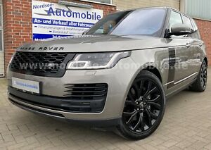 Land Rover Range Rover Autobiography Black Pack Privacy TV