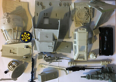 VINTAGE STAR WARS SPARE PARTS COMPLETE YOUR SHIP EWOK VILLAGE FALCON ORIGINAL