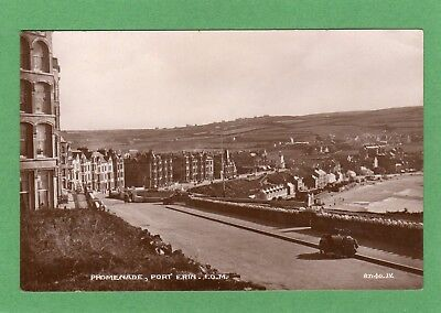 Promenade Port Erin IOM Isle of Man Motorcycle RP pc used 1923 Ref  H188