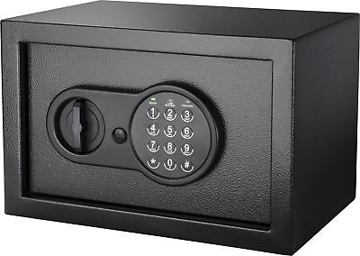Barska Digital Electronic Safe Box Keypad Lock Security Home Office Hotel Gun