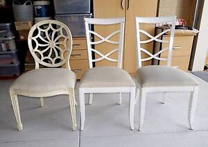 OCCASIONAL/DINING CHAIRS - $80 & $40 each negotiable Stirling Adelaide Hills Preview