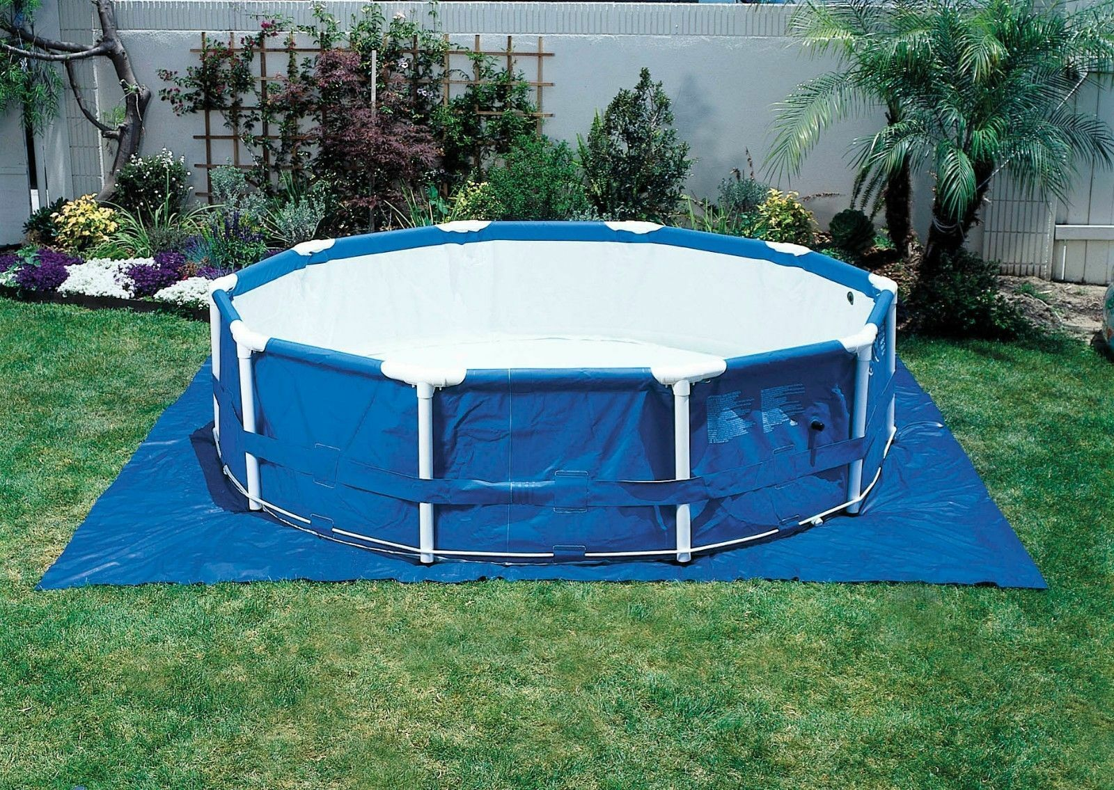 How to put up an above ground swimming pool ebay for Ground swimming pools