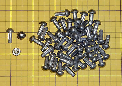 Stainless Steel Solid Rivets 316 X 12 40 Pieces