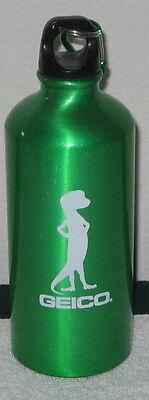 Geico Metal Water Bottle