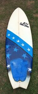 J S surfboard Elanora Gold Coast South Preview