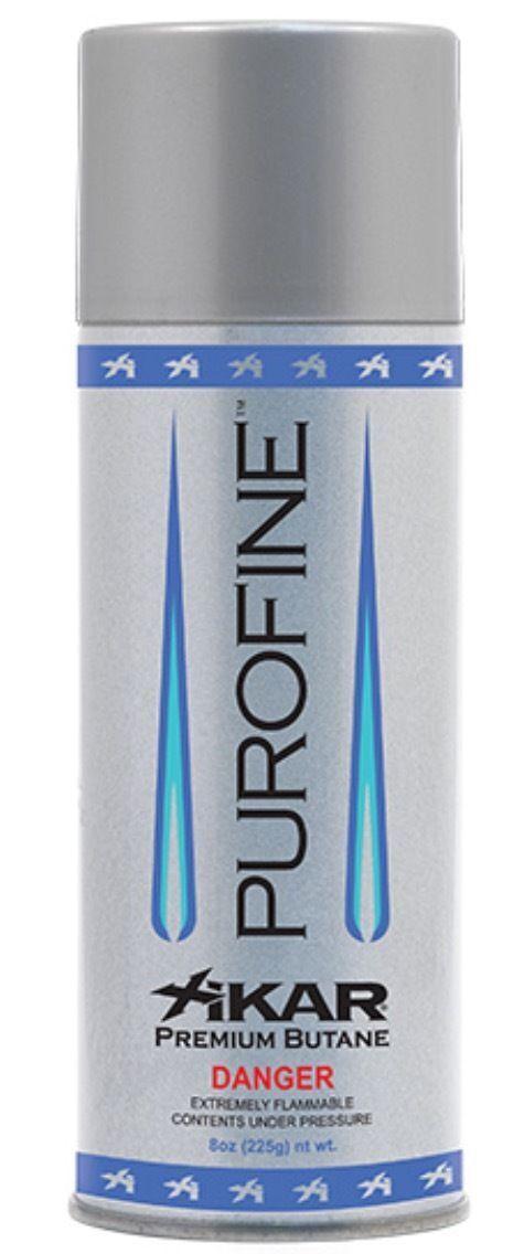 2 PACK XIKAR 8oz PUROFINE Premium Butane - 518  NEW