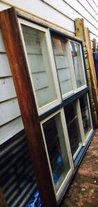 Timber window - large sash - double hung Coburg Moreland Area Preview