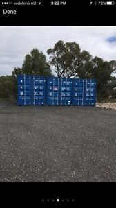 Container storage all new clean and tidy ring  Wattleup Cockburn Area Preview