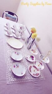 Vintage high tea hire - from $25 no deposit East Perth Perth City Area Preview