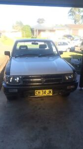 1996 Toyota hilux Bligh Park Hawkesbury Area Preview