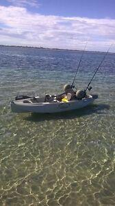 Kayak Hobie Mirage Sport Safety Bay Rockingham Area Preview
