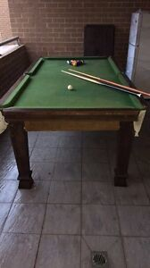 Pool table on sale! Belfield Canterbury Area Preview