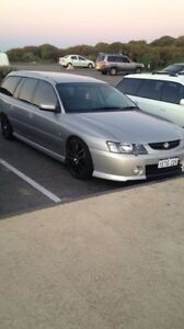 Vy ss wagon swap or sell 6 speed manual East Rockingham Rockingham Area Preview
