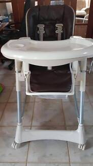 Steelcraft Messina hi-lo highchair RRP$160 Great Condition