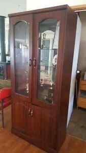Includes Delivery!! Classic 2 door Liquor or Trophy Cabinet!! Sunbury Hume Area Preview