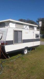 Golf Tourer 16ft Caravan Beerwah Caloundra Area Preview