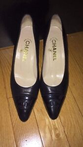 Talon haut Chanel